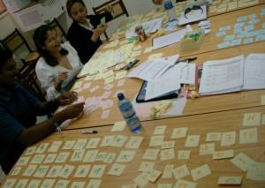 Chinesisch lernen in Taiwan: Schriftzeichen