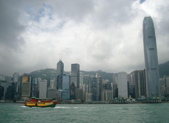 1 woche hongkong