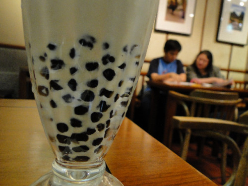 Bubble Tea Taiwan Glass