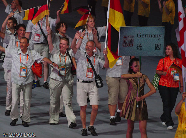 Deaflympics German Team