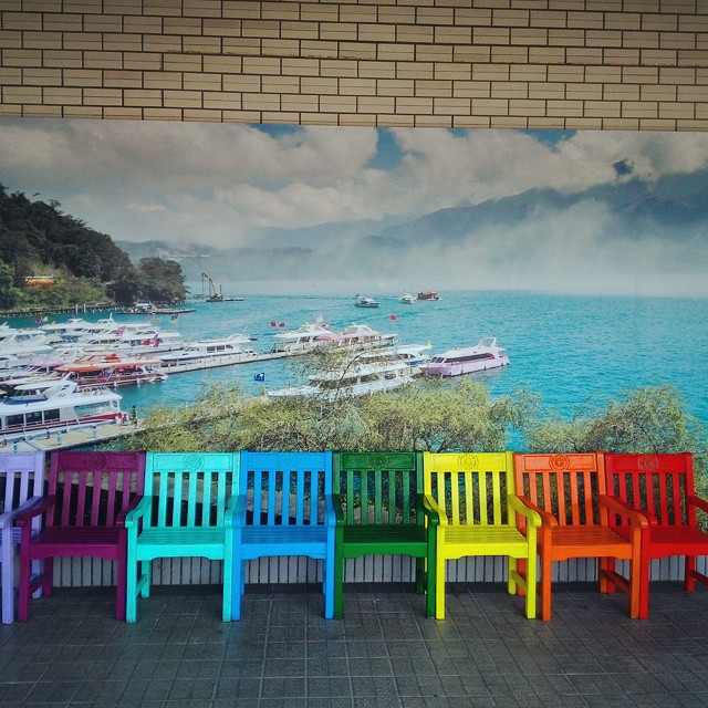 What color are you? Pick your seat!