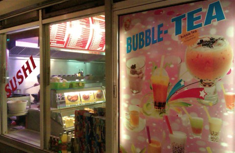 Bubble Tea Shop Berlin mit Suhi