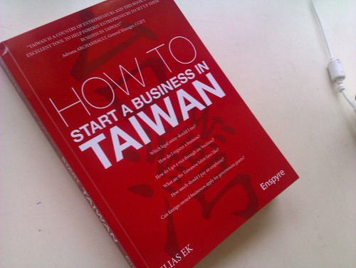 Book How to Start a Business in Taiwan