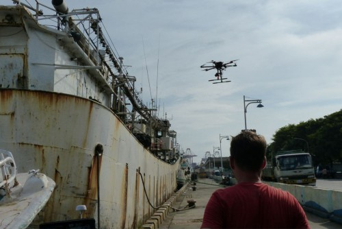 Drohne Taiwan ARD