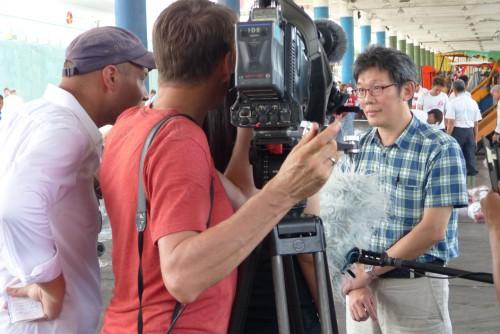 Haie ARD Taiwan Interview