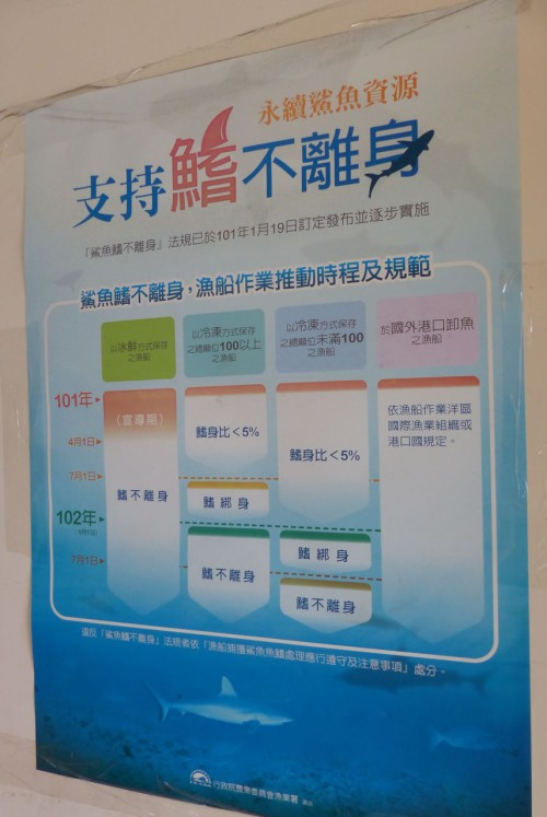 Haie Taiwan Gesetz