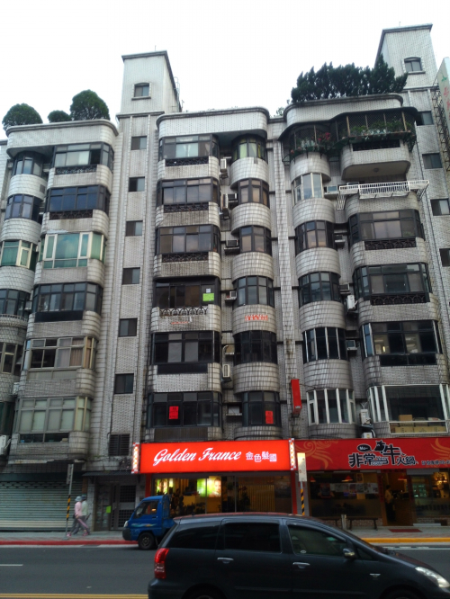 Building Taipei