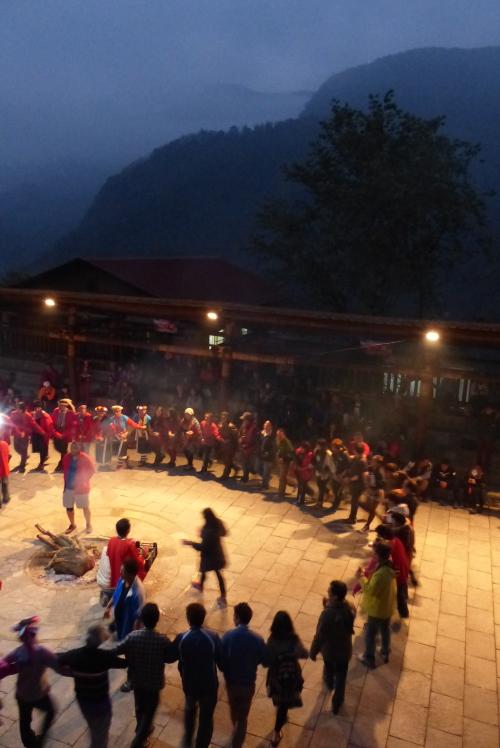 Taiwan Aborigines Dance