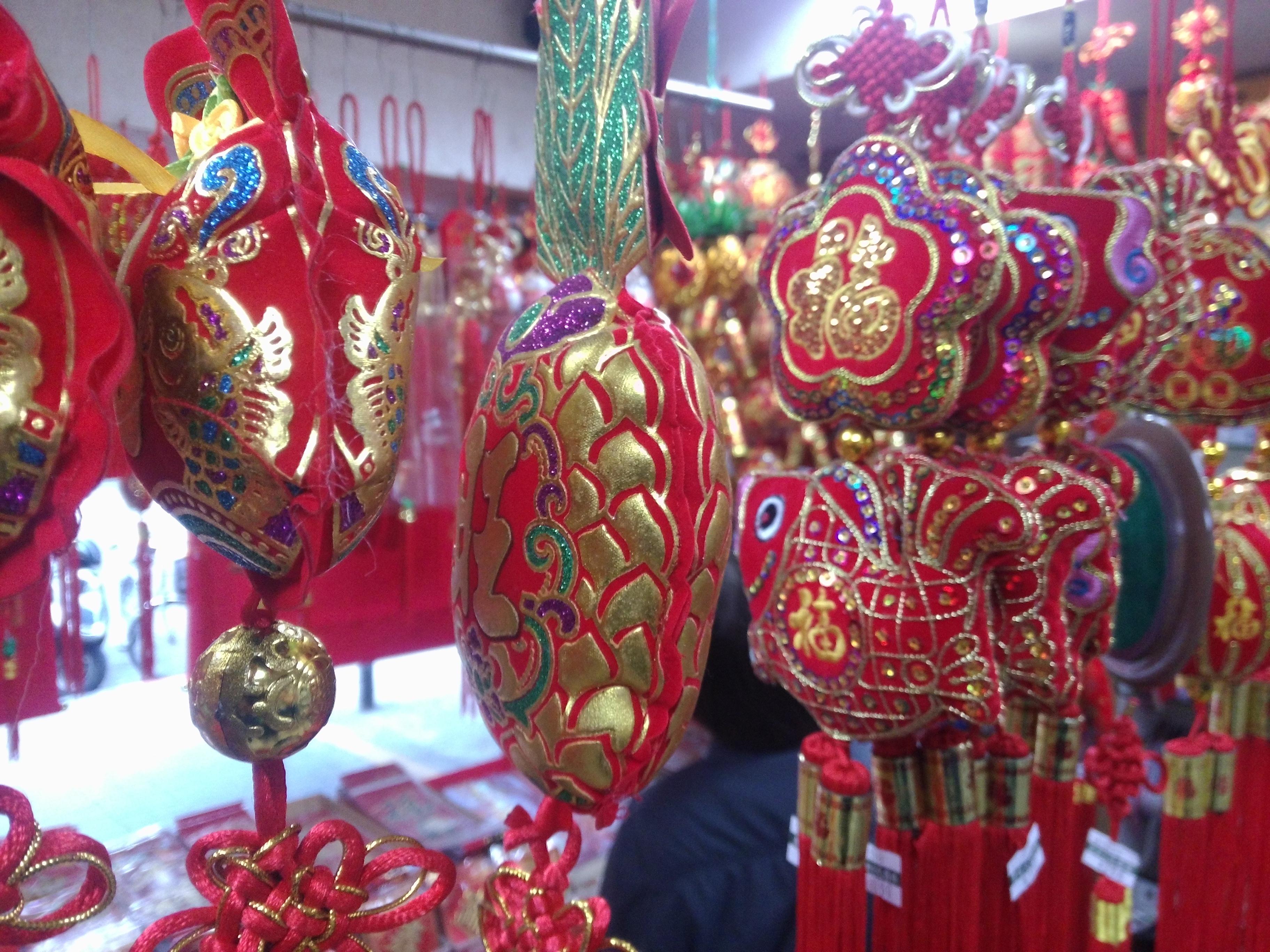 Chinesisch Neujahr\