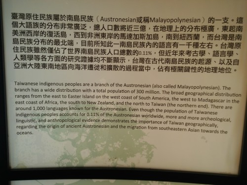 Taiwanese Aborigines as Austronesians