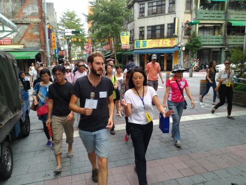 Designer Tour Wanhua Taipei