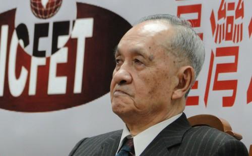 Peng Ming-min 2012