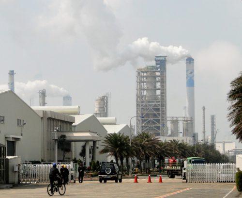 Formosa Plastics Fabrik Mailiao