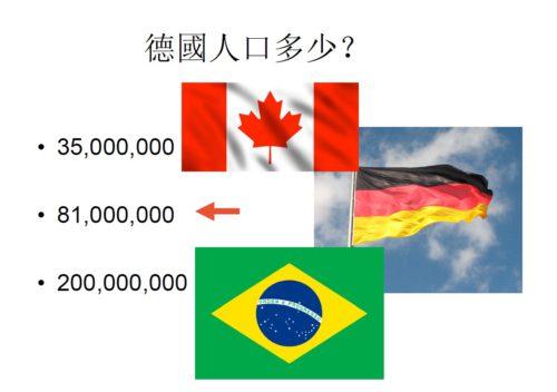 Bevölkerung Vergleich Deutschland