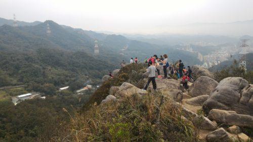 Scissor Rock Taipei 剪刀石山