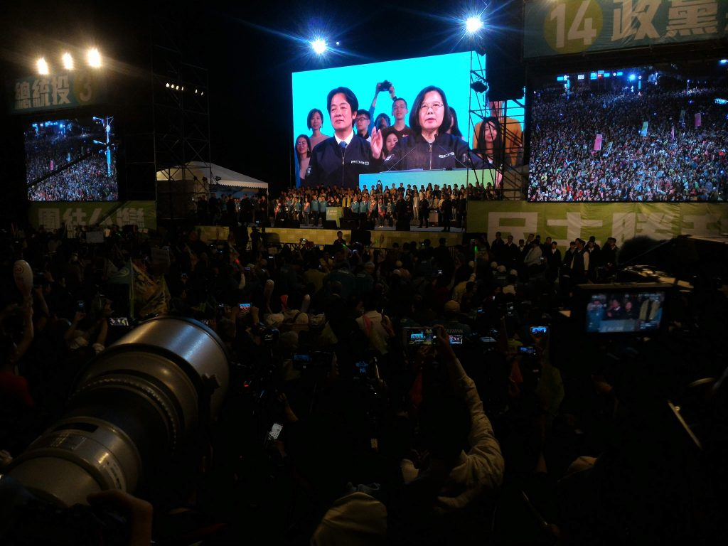 DPP Kundgebung